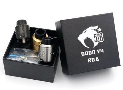 Дрипка 528 Goon V4 RDA 24mm cl