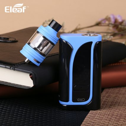 Парогенератор Eleaf iKuun i200 Kit with Battery 4600mAh