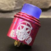 Дрипка Apocalypse&Armageddon MFG Rapture 24mm RDA CL
