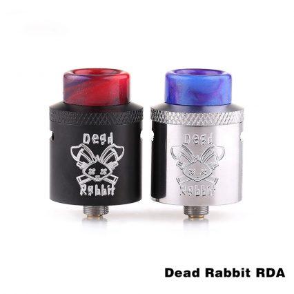 Дрипка Hellvape Dead Rabbit RDA cl