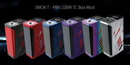 Парогенератор Smok T-Priv 220w  kit