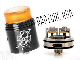 Дрипка Rapture RDA cl