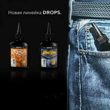 Жидкость Drops Liquid 100мл