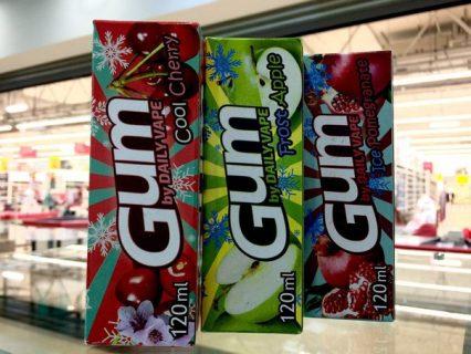 Жидкость GUM 120мл