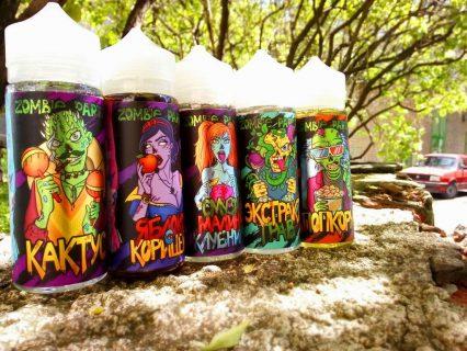 Жидкость Zombie Party 120 мл