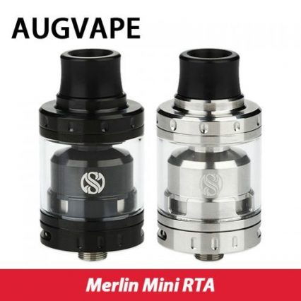 Атомайзер Augvape Merlin mini RTA 24