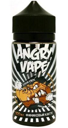 Жидкость ANGRY VAPE 100 мл