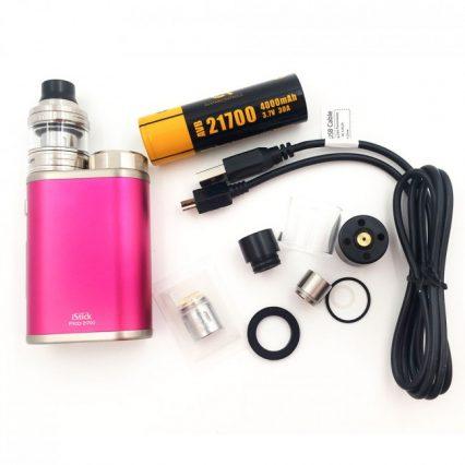 Парогенератор Eleaf iStick Pico 21700 100W kit