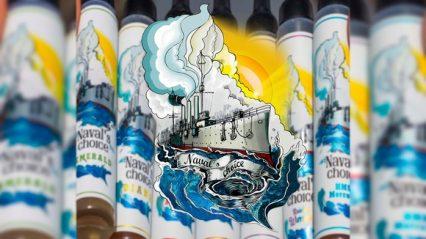 Жидкость Naval`s Choice 120 мл