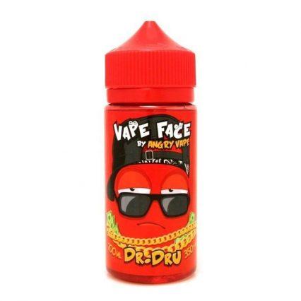 Жидкость VAPE FACE 100 мл