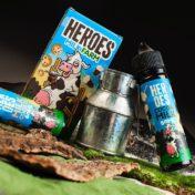 Набор жидкостей Heroes, Pack 60ml+60ml