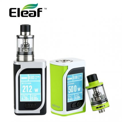 Парогенератор Eleaf iStick Kiya with GS Juni 50w Kit
