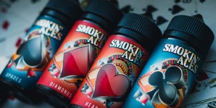 Жидкость Smokin` Aces 100 мл