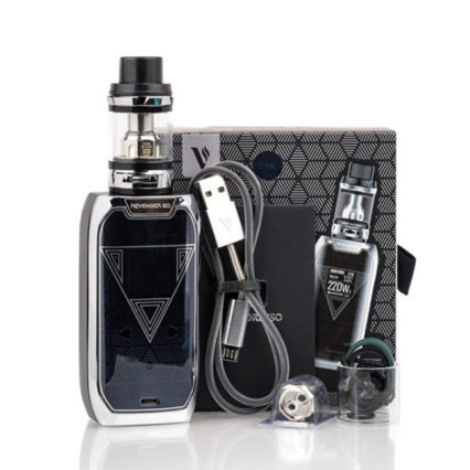 Парогенератор Vaporesso Revenger GO Kit with 5000mAh battery