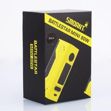 Бокс мод Smoant Battlestar mini 80W Mod