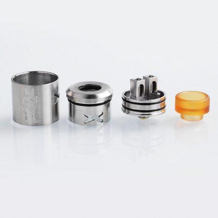 Мехмод Unholy V2 RDA+Barebones Mech Kit cl