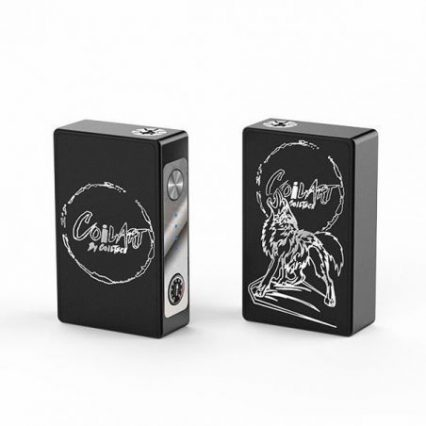 Парогенератор CoilART MAGE BOX Tricker 250w Kit