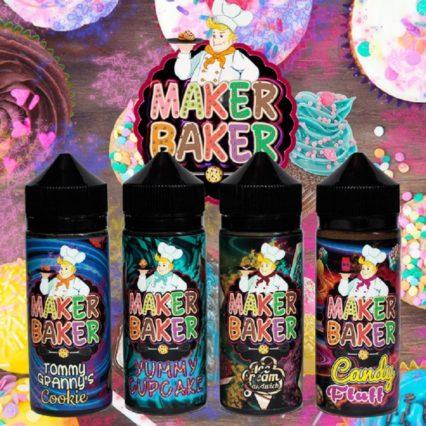Жидкость Maker Baker 120мл