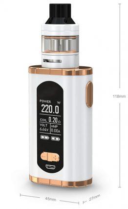Парогенератор Eleaf Invoke 220W Kit