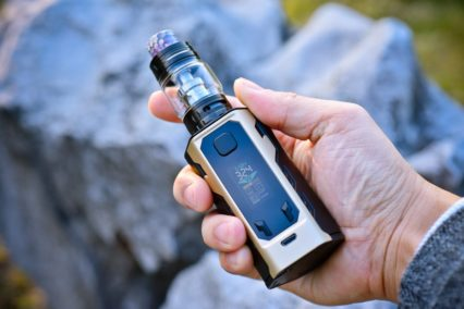 Бокс мод iJOY Captain X3 Mod 324w with three 20700 battery