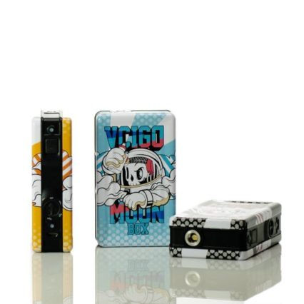 Парогенератор Sigelei Vcigo Moon Box 200w+RDA Kit