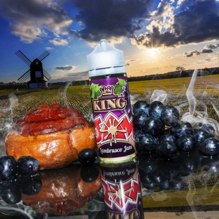Жидкость KING JAM 120мл