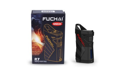 Бокс мод SIGELEI Fuchai R7 Mod