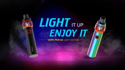 Парогенератор SMOK NEW VAPE PEN 22 LIGHT EDITION 1650mAh Kit