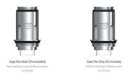 Парогенератор SMOK NEW VAPE PEN 22 LIGHT EDITION 1650mAh Kit