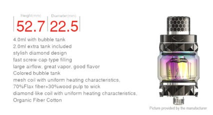 Парогенератор iJOY Diamond Mini 225W Kit