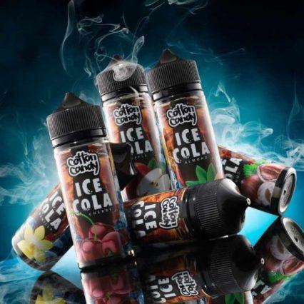 Жидкость ICE-COLA 120мл+буст