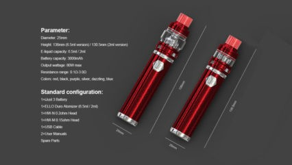 Парогенератор iJust 3 Kit cl