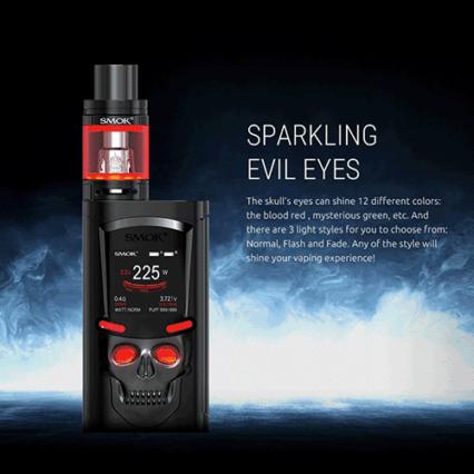 Парогенератор SMOK S-PRIV+TFV8 BIG BABY LIGHT Kit