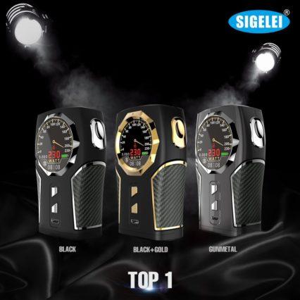 Бокс мод SIGELEI TOP1 230W Mod