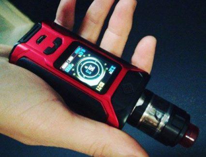 Парогенератор Wismec Ravage 230+ Gnome Evo 4ml Kit