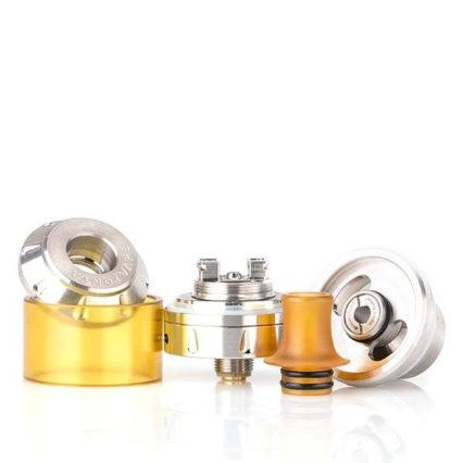 Бак VANDY VAPE Berserker MTL RTA 24mm cl