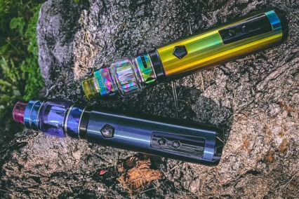 Парогенератор iJOY SABER 100 Kit with one battery 20700