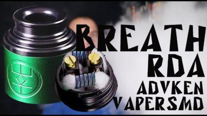 Дрипка ADVKEN&VapersMD Breath RDA