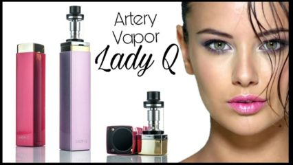 Парогенератор Ehpro&Artery Lady Q Kit