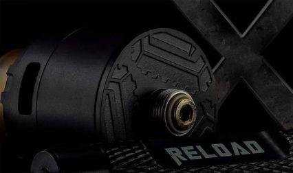 Дрипка Reload X RDA cl