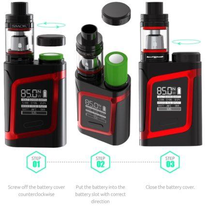 Парогенератор SMOK AL85 85W Kit