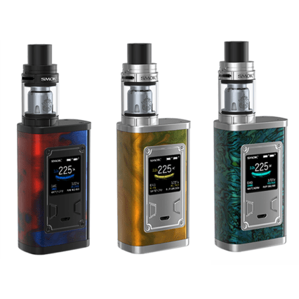 Парогенератор SMOK MAJESTY+TFV8 X BABY Kit
