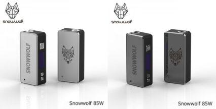 Бокс мод SIGELEI&SNOWWOLF 85W Mod
