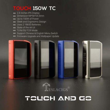 Бокс-мод Tesla Touch 150W