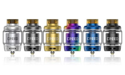 Атомайзер GEEK VAPE Creed RTA
