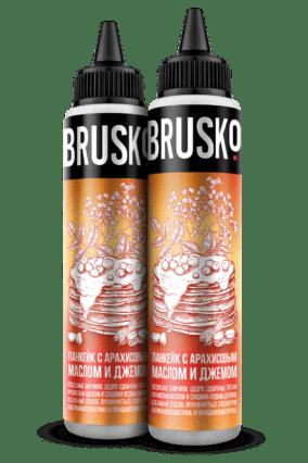 Жидкость BRUSKO 60 мл