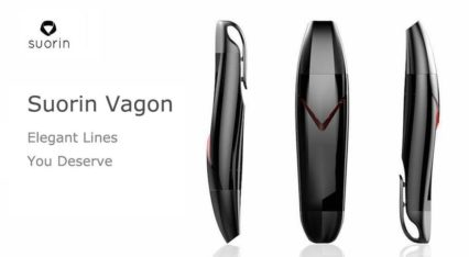 Парогенератор Suorin Vagon Kit