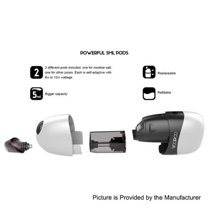 Парогенератор VOOPOO PANDA POD System Kit