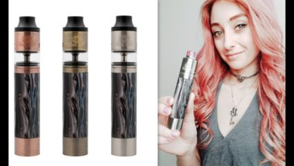 Мехмод Steel Vape TAILSPIN Kit
