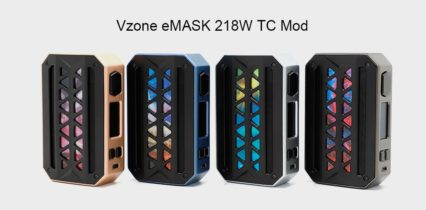 Бокс мод Tesla&Vzone eMASK 218W
